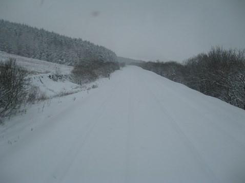 Snow on the Settle - Carlisle line_1