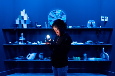 London announces fun and spook-tacular events to bewitch the kids this October half-term: Visitor in Wonderlab The Equinor Gallery at the Science Museum © Science Museum Group