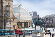 Lime Street station and buses
