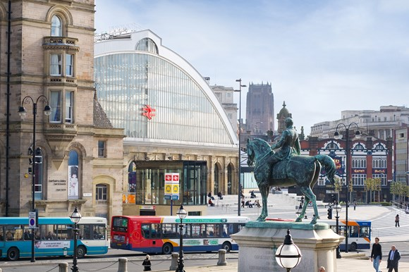 Metro Mayor issues important advice for key workers using public transport: Lime Street station and buses