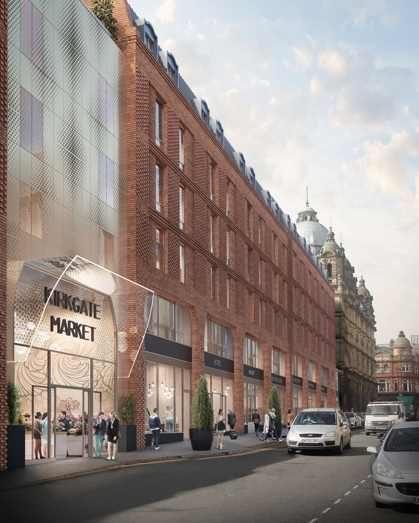 Development proposals for George Street go before planning chiefs: georgestreetcgi.jpg