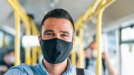 Arriva Blog: Restoring trust in public transport is key to achieving climate change objectives: Arriva face mask ma