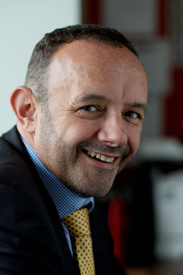 Network Rail has announced the appointment of Andy Thomas as route managing director for Wales route