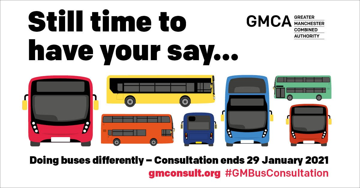 Still time to have your say