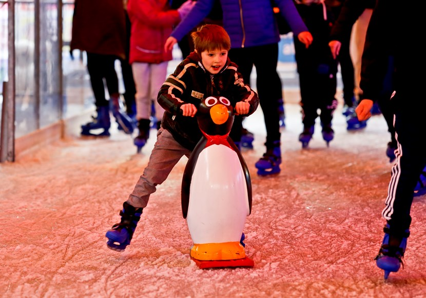 Keep cool at Millennium Square's Ice Cube in the New Year: sarahzagni-cube17-2205.jpg