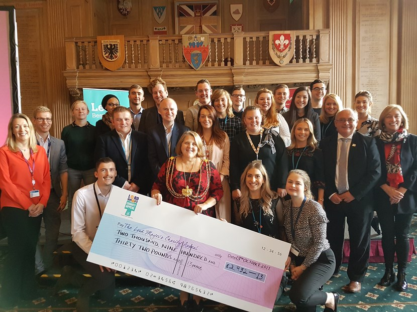 Leeds charity challenge raises thousands of pounds for Candlelighters: fundraisingimage.jpg