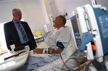 UK's fastest heart attack treatment