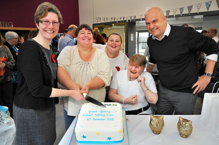 New bespoke base to support people with learning disabilities: dsc_0435.jpg