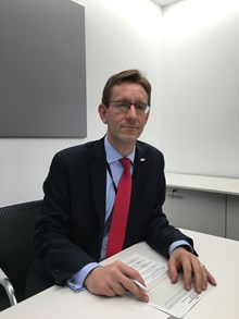 Andy Haynes, contracts and procurement director