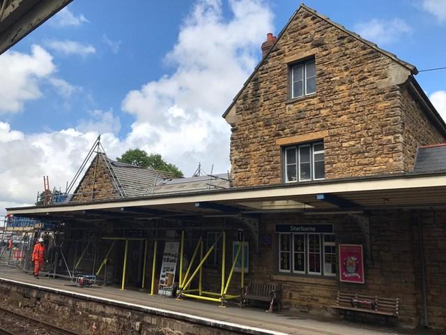 Sherborne station 2