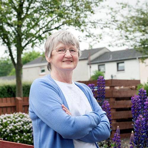 Betty Taylor - organ donation case study