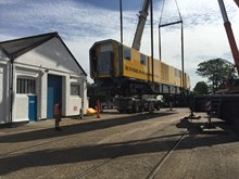 Mobile Maintenance Train (MMT) - delivery 2