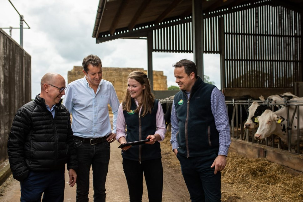 Arla UK 360 Farmers to Trial New 3D Imagery Systems with Automated Intelligence: Arla UK 360 farmers to trial new 3D imagery systems with automated intelligence