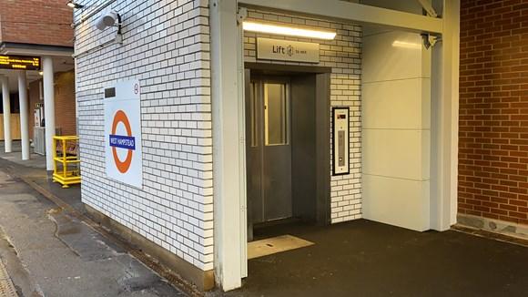 TfL Image - West Hampstead 1