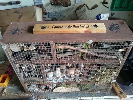 Bug hotel Commondale