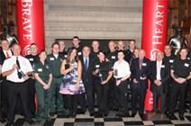 Brave@Heart 2014 winners