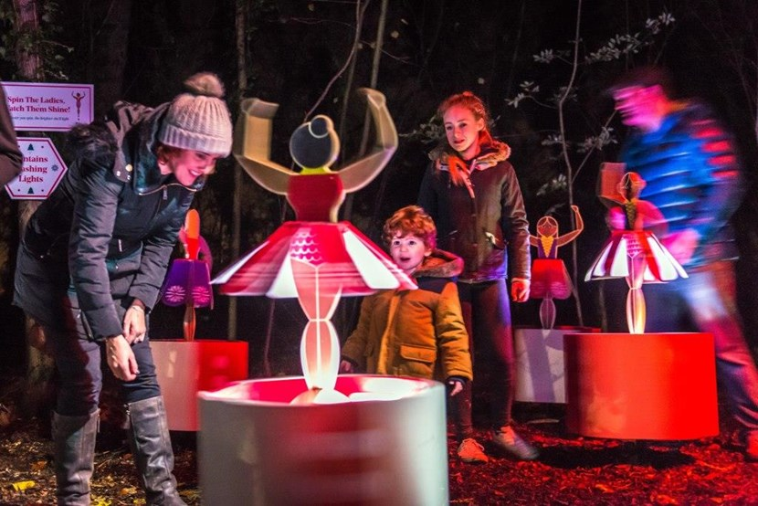 Festive experience at Lotherton attracts almost 65,000 visitors: 12daysofxmas-reglizziecoombes2016-96.jpg