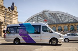 Research shows ArrivaClick is increasing uptake of public transport: ArrivaClick in Liverpool