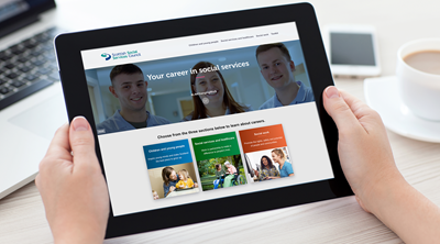 New care careers toolkit for employers, careers advisers and employment support workers