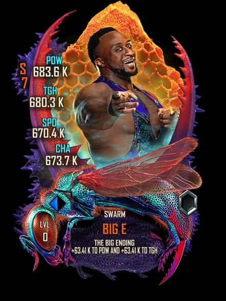 WWESC S7 Big E Swarm