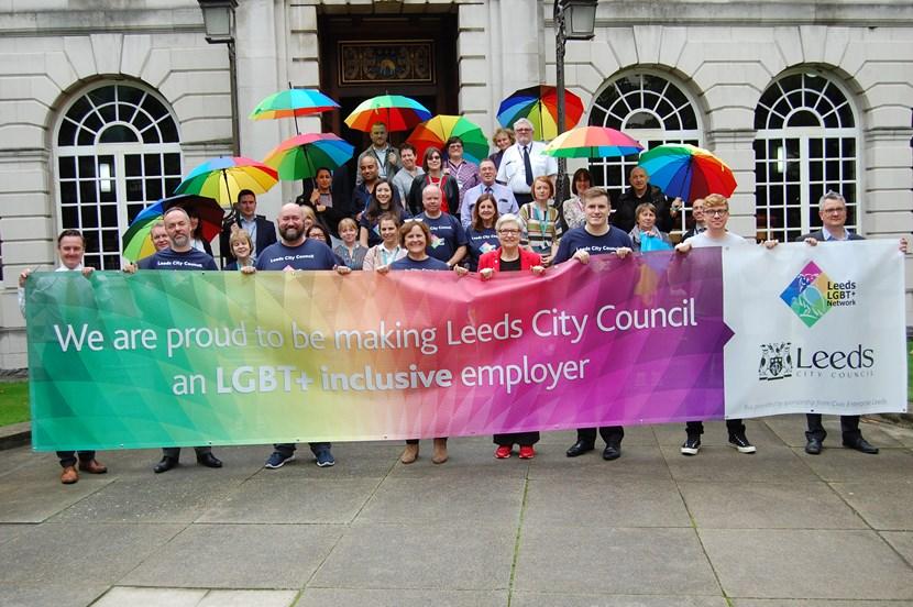 Council takes Pride in city's LGBT celebrations: pridepic.jpg