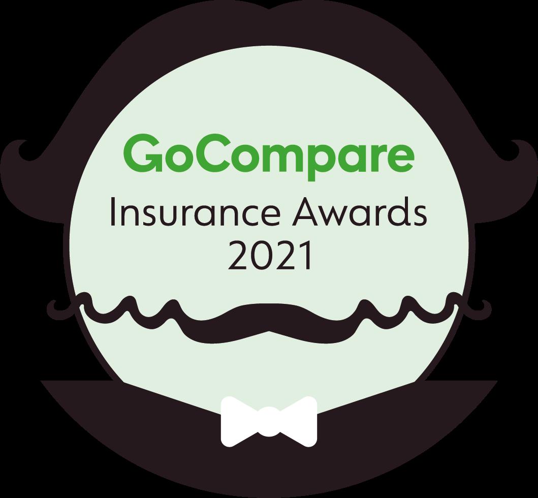 GoCompare Awards Badge 2021