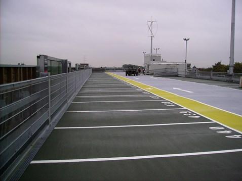 Stafford multi-storey car park