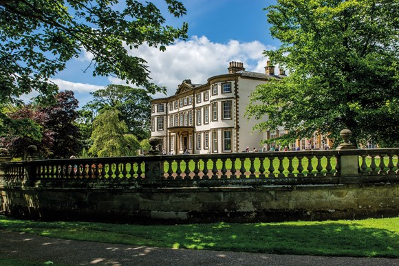 Wildlife Photographer of the Year exhibition at Sewerby Hall and Gardens postponed until 2022: SewerbyExterior retouch1-5