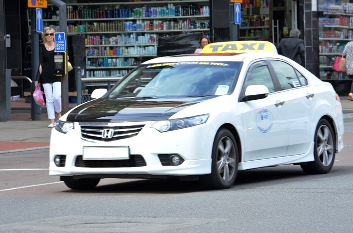 Safeguarding measures for taxi and private hire licensing is top of the agenda: taxiblank.jpg