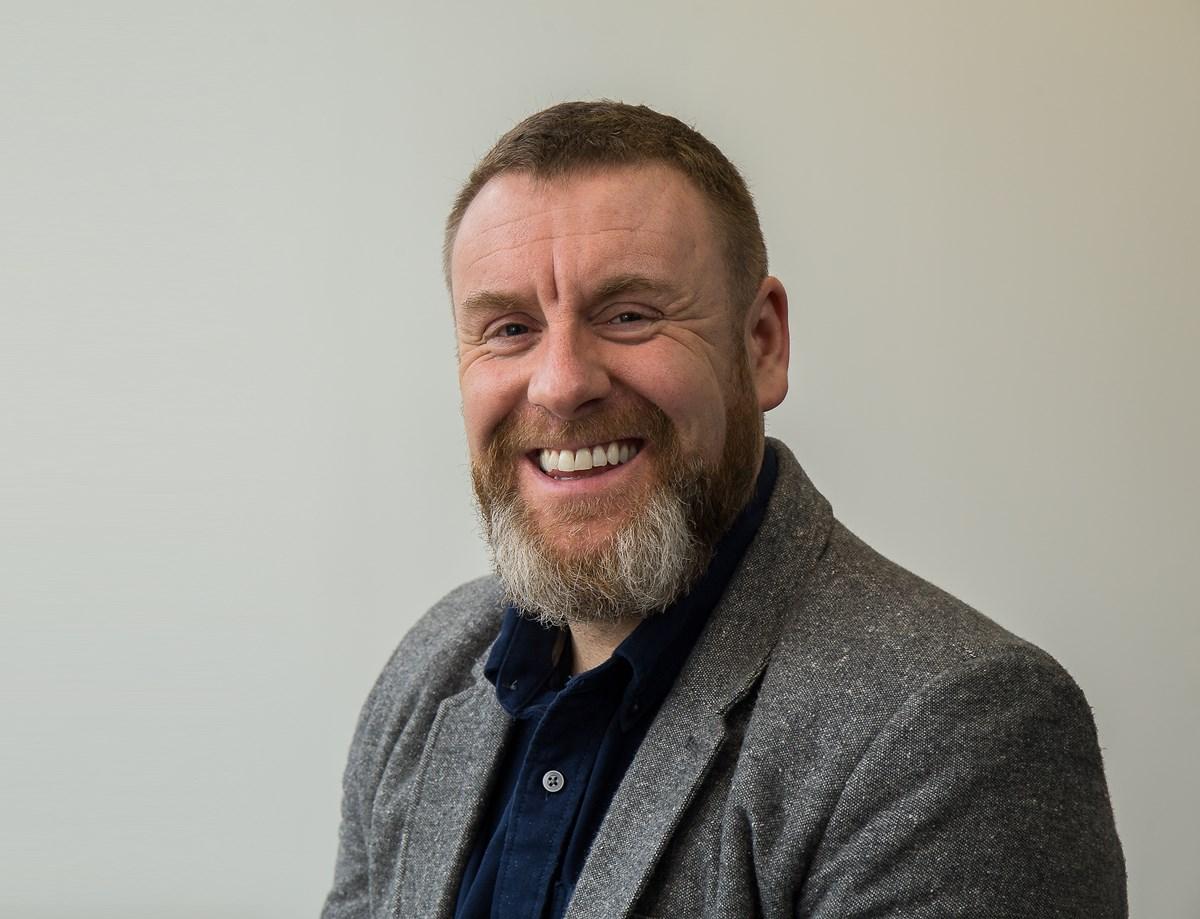 Gordon McArthur, CEO, Beeks