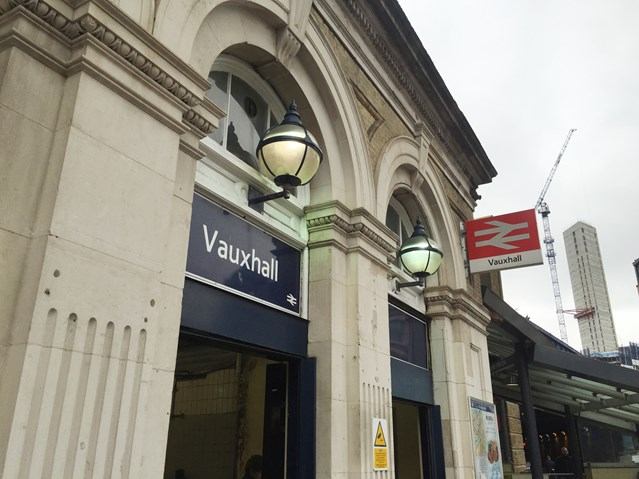 Network Rail invites passengers to learn more about Vauxhall station improvements: Vauxhall station-3