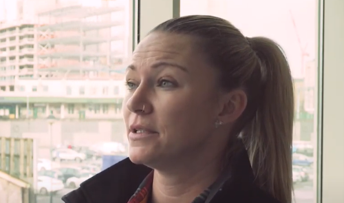 TfW's first female train driver and operations trainer hopes to inspire others