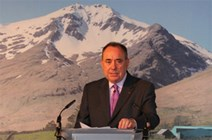 Euro billion jackpot for rural Scotland: Scotland's Future - First Minister's speech at the RHS