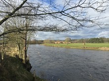 River Eden between Lazonby and Kirkoswald