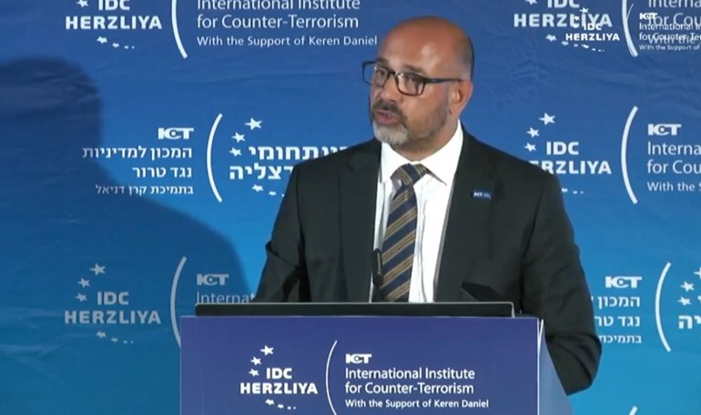 Head of Counter Terrorism Policing calls for public's help to tackle far right extremism