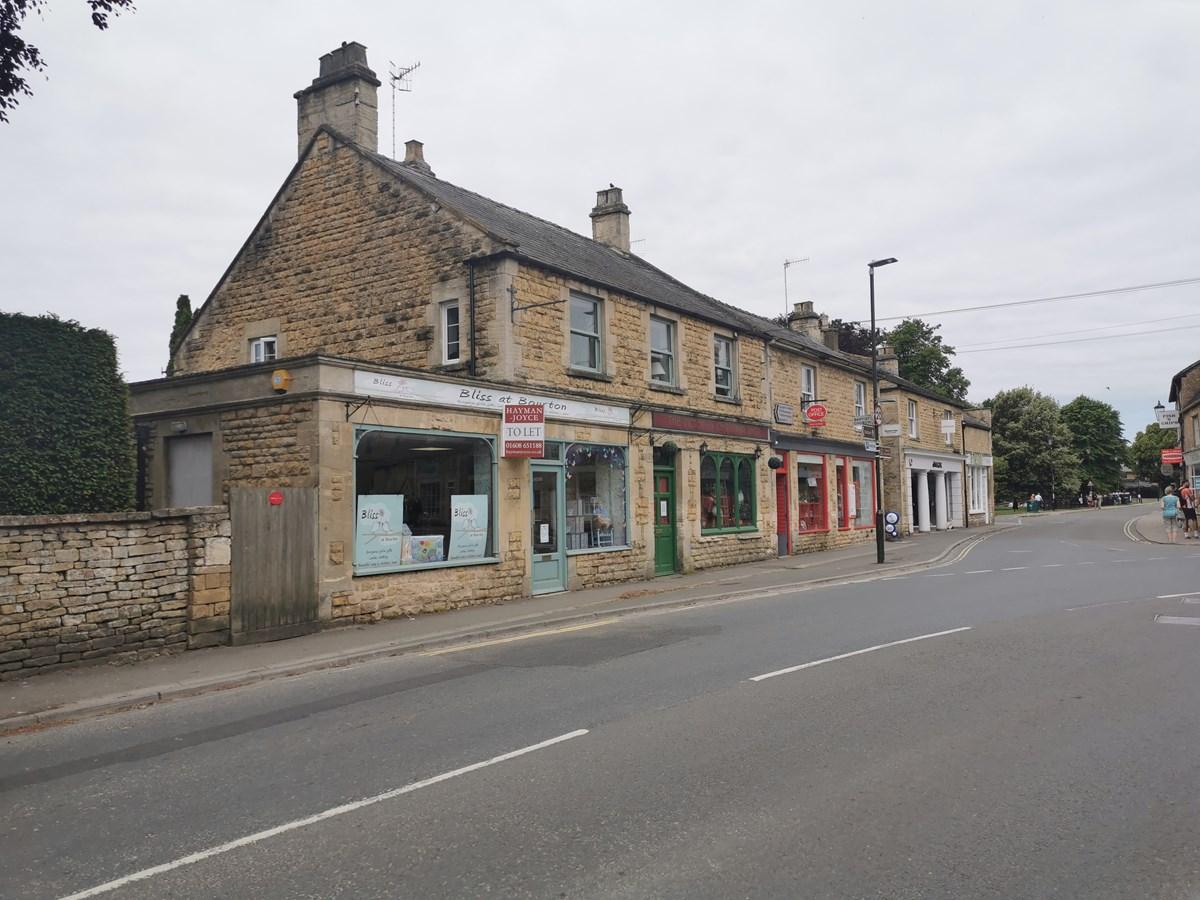 Quiet Street and Shops Shut (1)