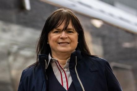 Avanti West Coast Railway Heroes Janet Bamber