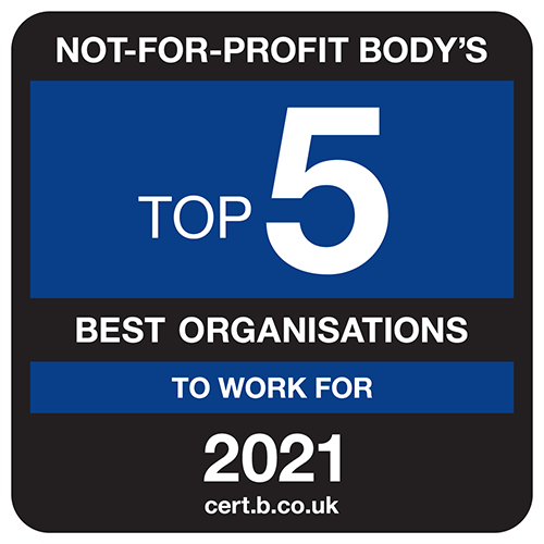 Top 5 Not-for-Profits to work For - Best Companies