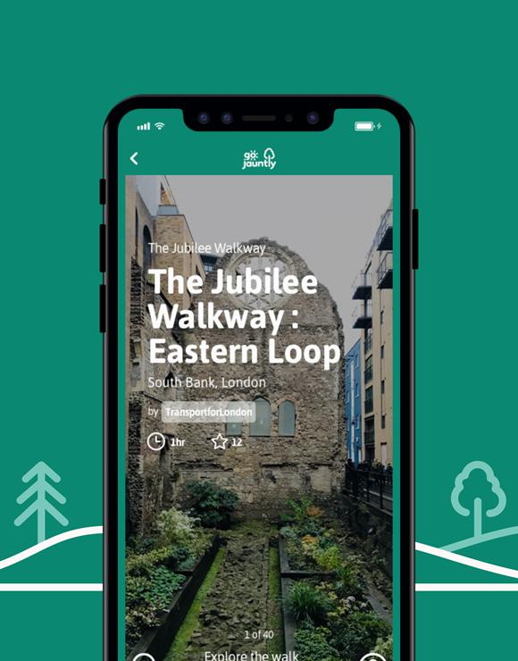 Go Jauntly image - Jubilee Walkway
