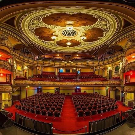 Image credit-Mark Purmal. Tivoli Theatre, Aberdeen