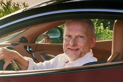 Saga Magazine Motoring Appointment: Jeremy Taylor