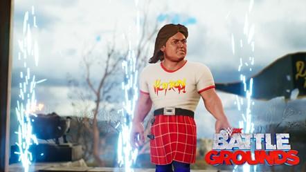 WWE 2K BG RODDY PIPER