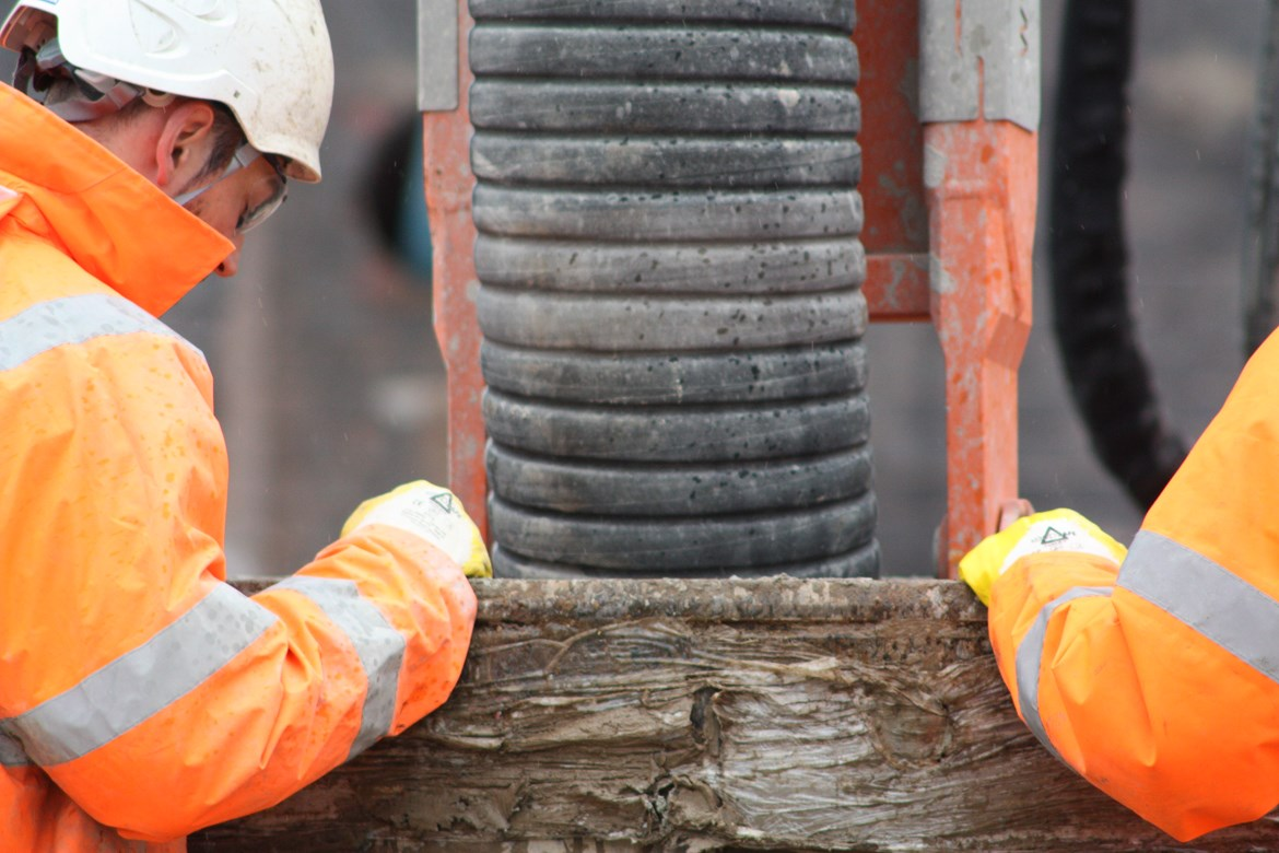 HS2 reveals new piling innovation with huge potential benefits for the construction industry: Zero Trim Piling