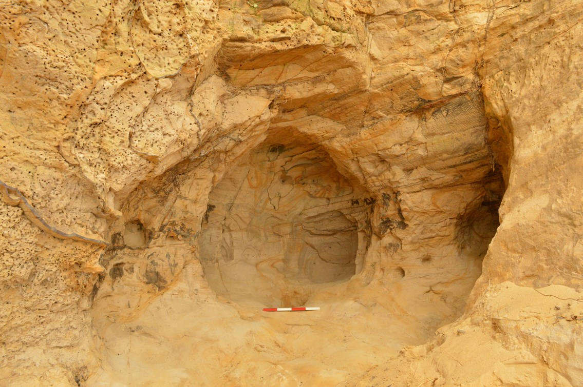 St Catherine Cave 2