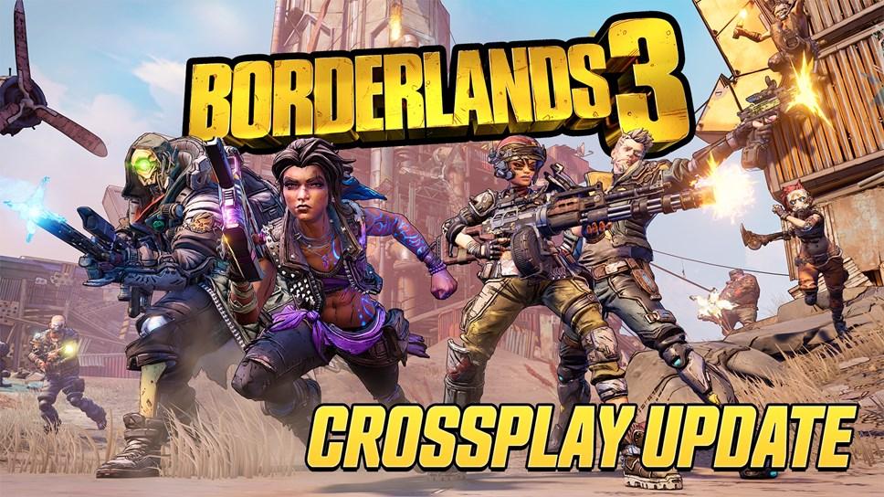 BL3 Crossplay Update