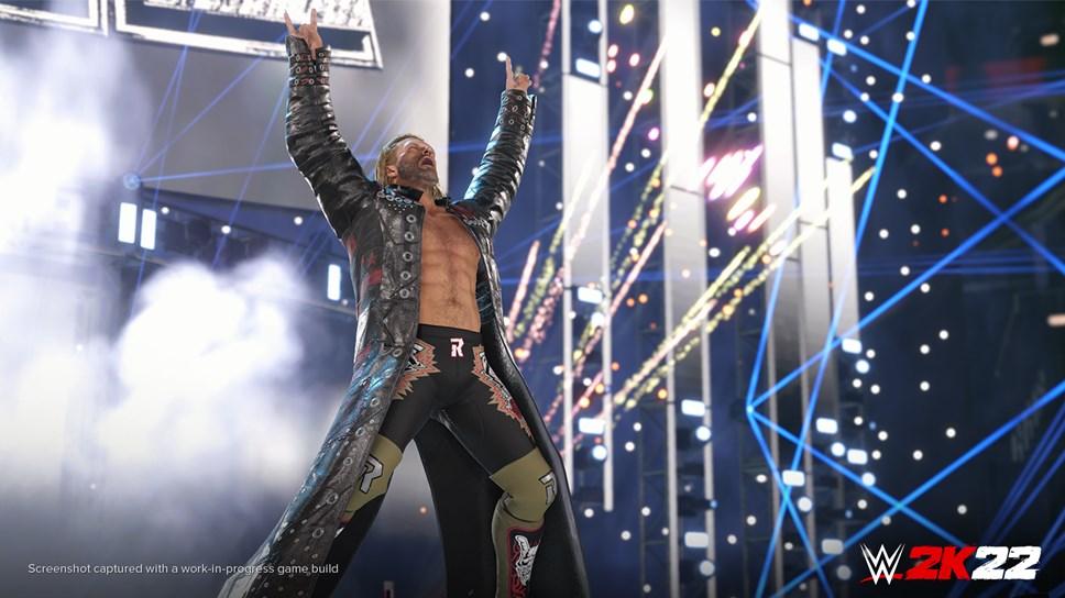WWE 2K22 Edge 2