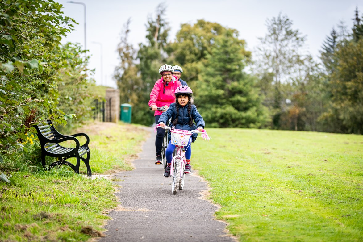Play together on Pedals - Cycling UK Scotland