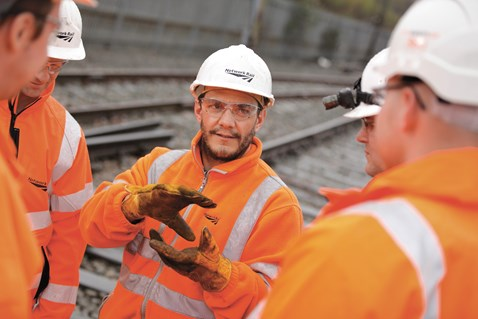 Overhauled railway construction practices and risk management make it easier for other organisations to build on the network
