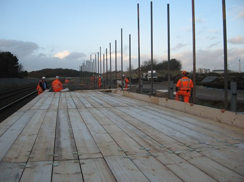 Workington North progress