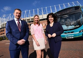 Arriva backing World of Work: Arriva backing World of Work